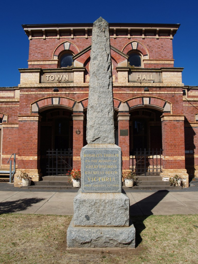 Dunolly Town Hall